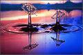 Momentary Liquid Art - single flash