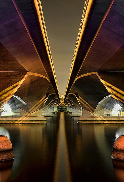 - Architectural  Symmetry -