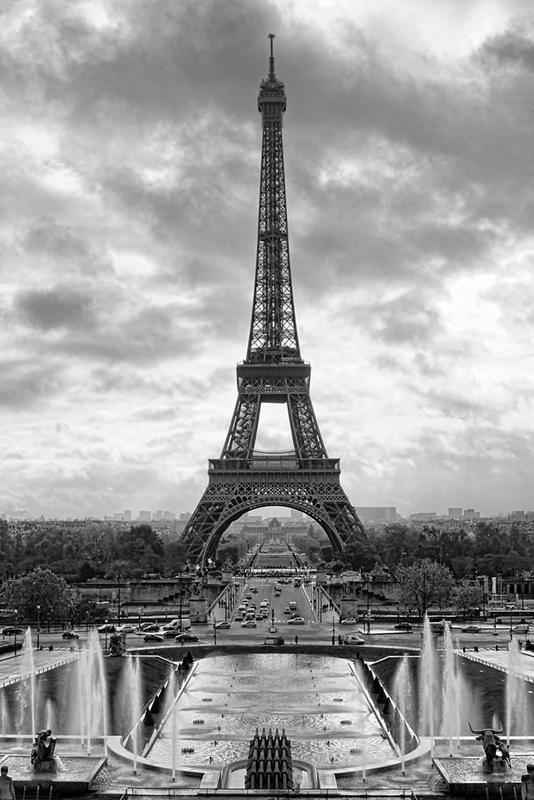 La Tour Eiffel - France