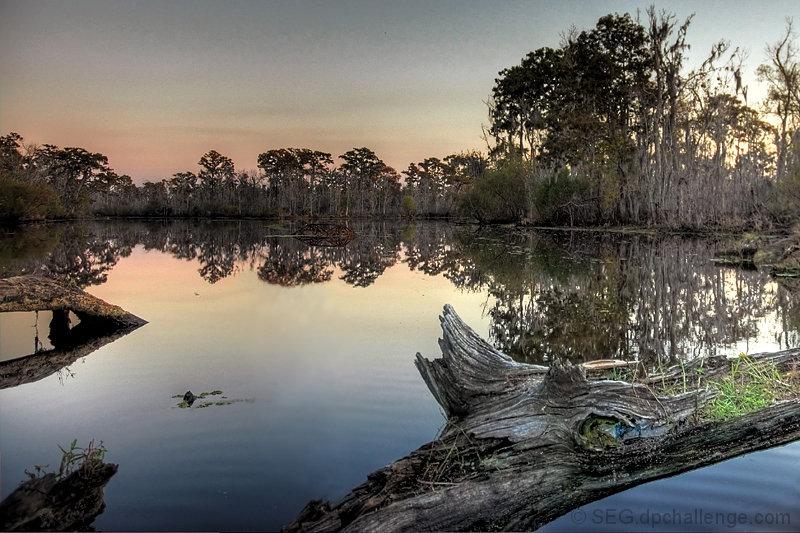Louisiana - Sportsman Paradise by SEG - DPChallenge