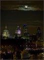 St Pauls by Moonlight