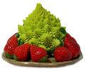 Strawberry Romanesque
