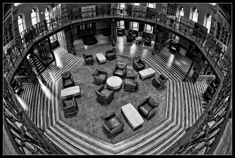 Escher's Study