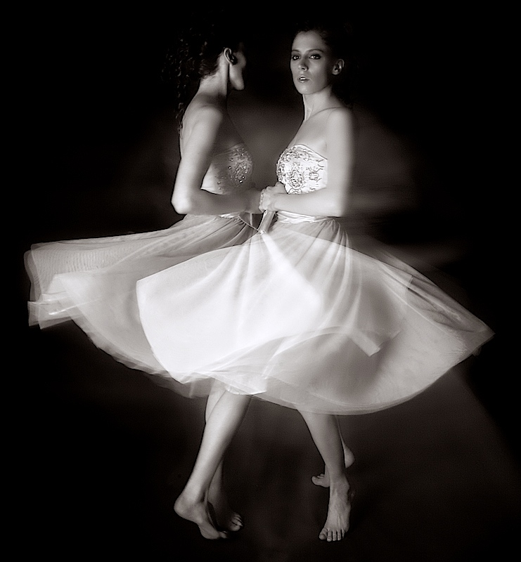 Dance with me...