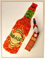 Tabasco- made with peppers