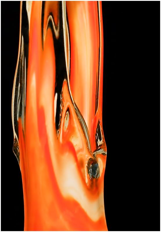 1970's Glass Art