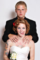 Unordinary Wedding Portrait