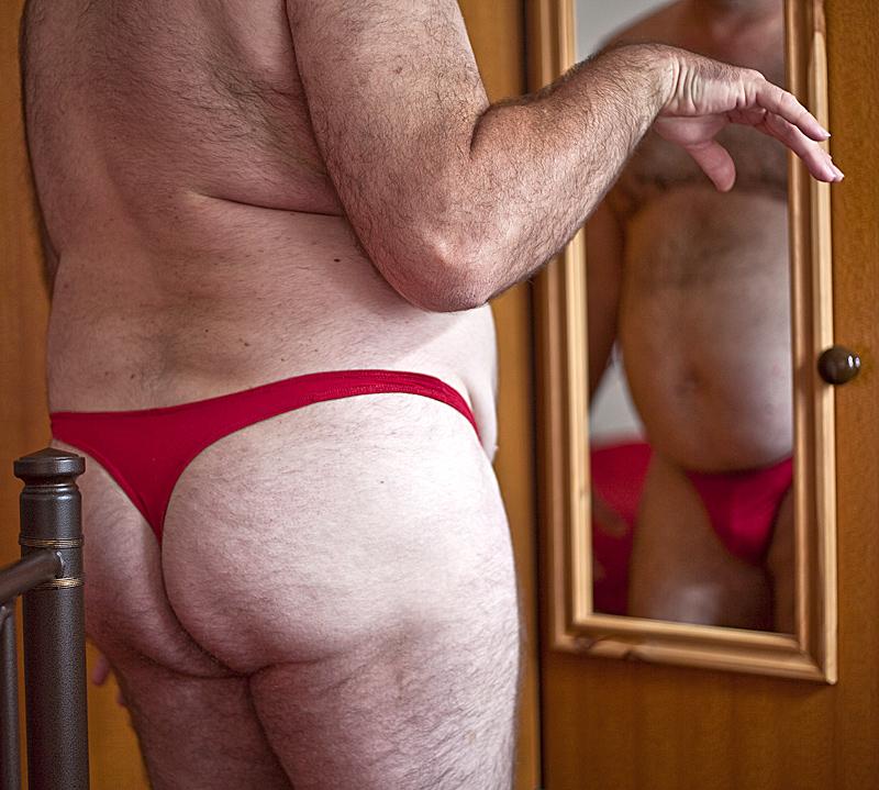 Butt Man 68