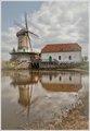 Mill on Placid Pond