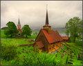 Åndalsnes Stavkirke