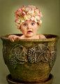 Blooming Baby Girl