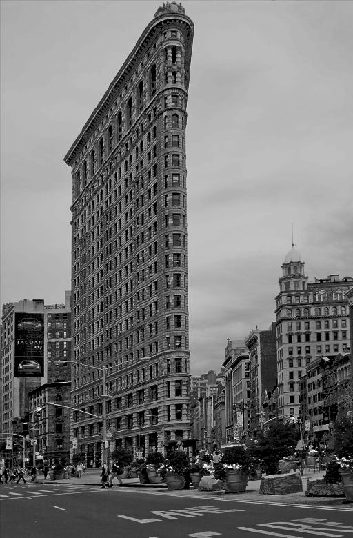 Alfred Stieglitz - Flatiron Building - 1903