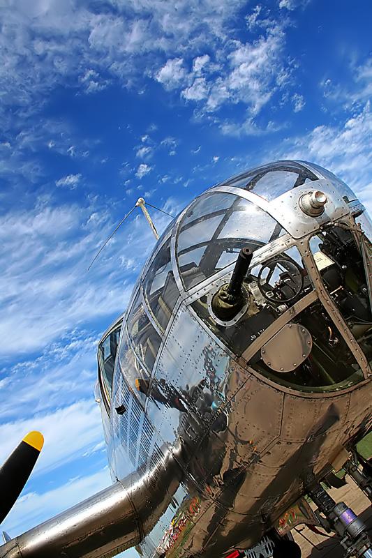 Miss Mitchell B-25J
