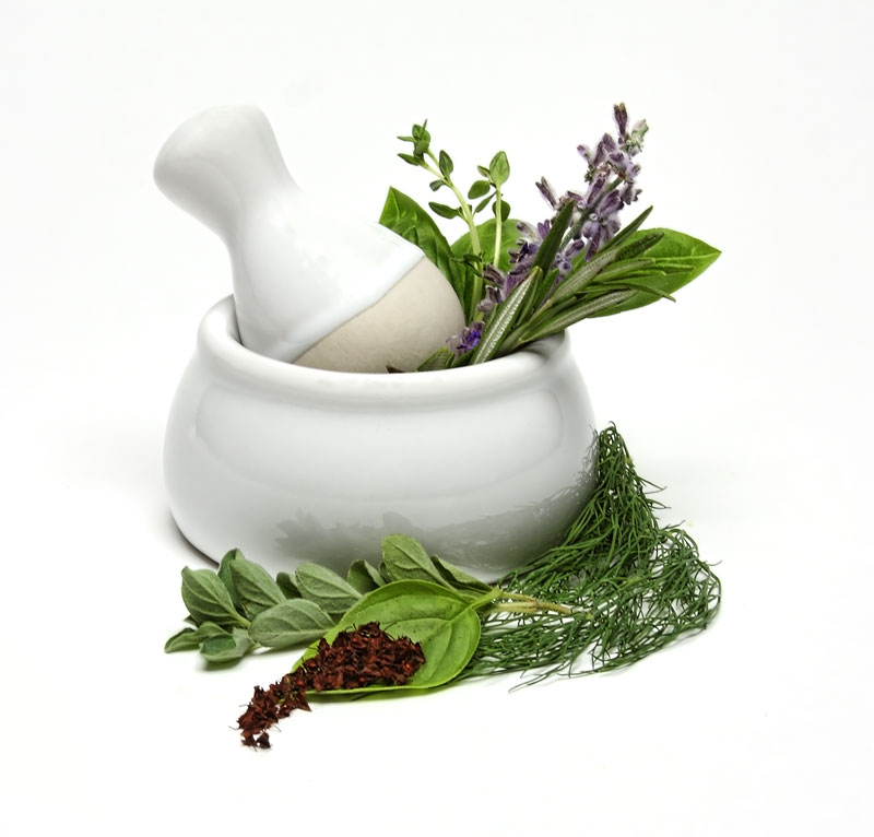 Medicinal herbal smoke shop