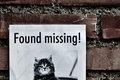 Found missing!