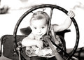 """Taking the Wheel"" at a Young Age"