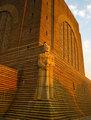 Monumental pillar of contention