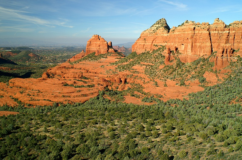 Sedona Reds and Greens