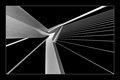Suspension bridge detail (inverted)