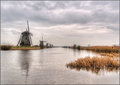 "Dutch ""Polder"" Landscape"