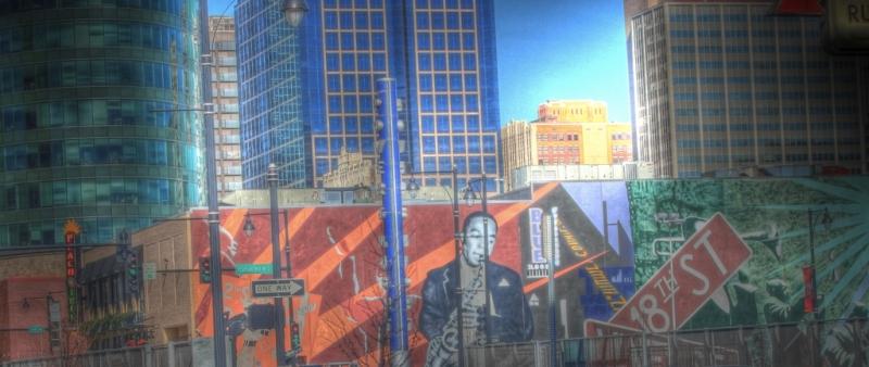 Downtown Kansas City - Power & Light District