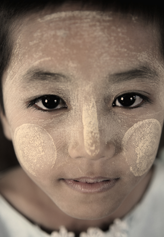 Burmese Innocence