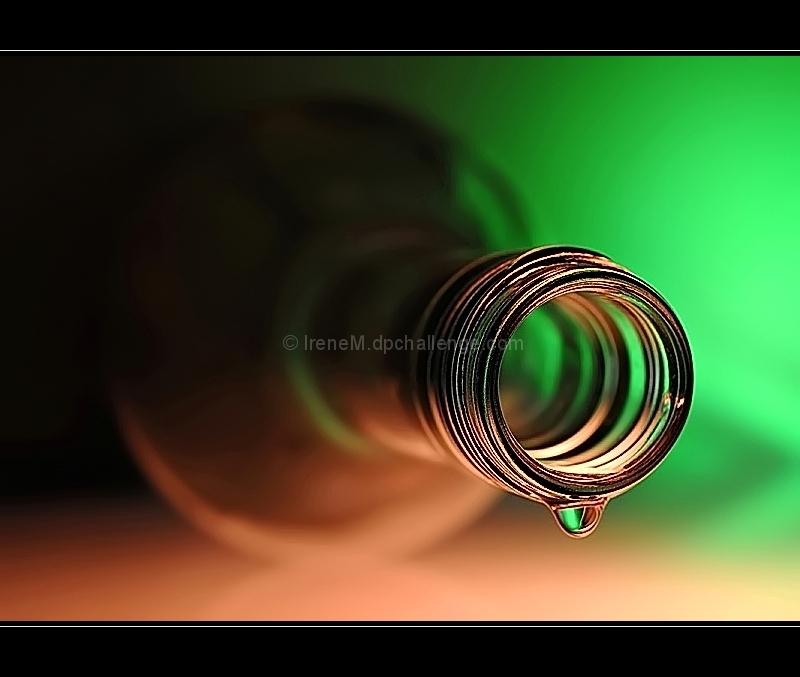 The last drop of water