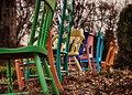 Pastel Seating