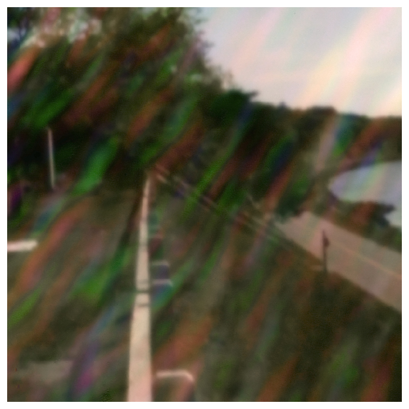 June through a Pinhole