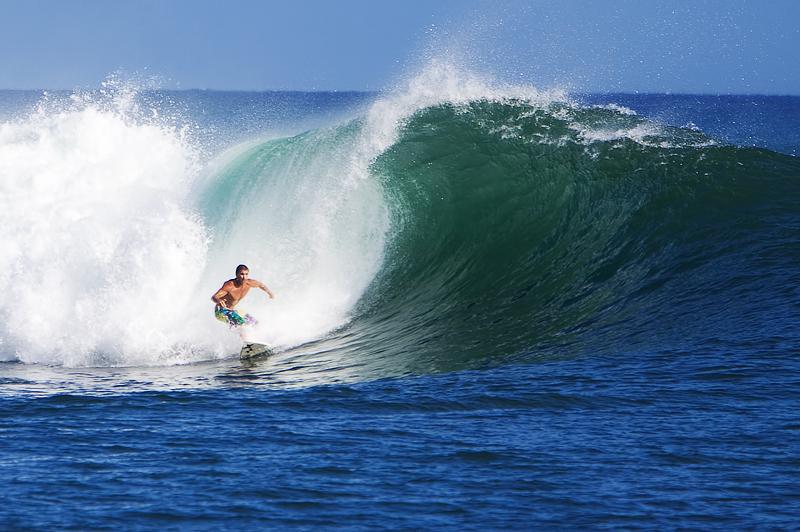 SUMMER SURF! June