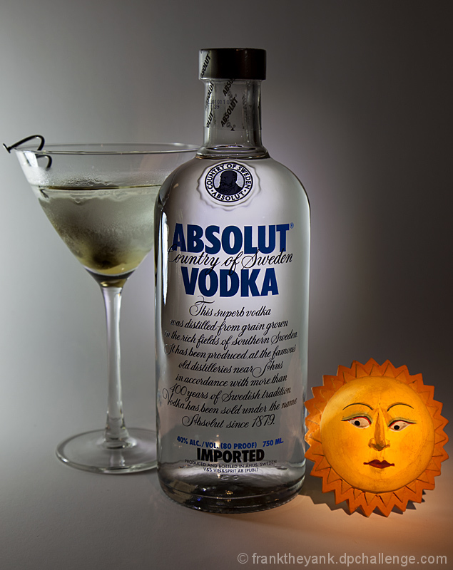 Have an Absolut bit of sunshine in your life