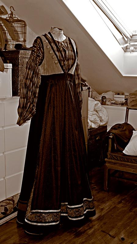 A Dress for Dorian Gray