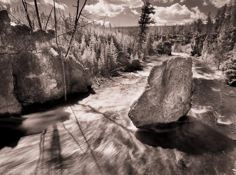 Landscape, Yellowstone