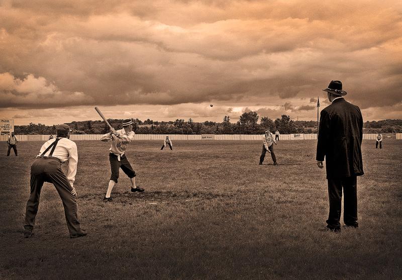 Rochesters vs. Live Oak, June 26, 1868