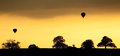 Balloon Sunset