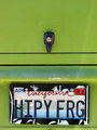 Hippy Frog