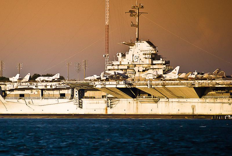 Carrier - USS Yorktown