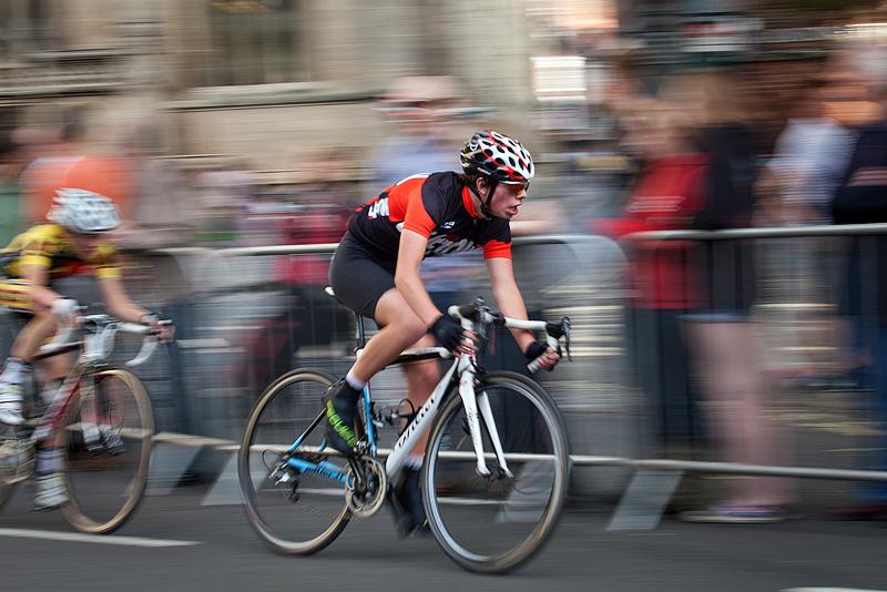 Cis for Cyclist