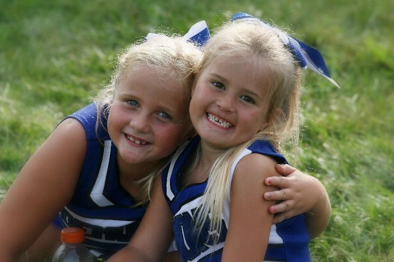 Cute Cheerleaders