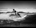 Surfing Irene