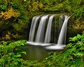Waterfalls in Fall (Upper Butte Creek Falls)