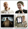 Top Tips for the Bald Guy. Tip 1: How to look good in photos
