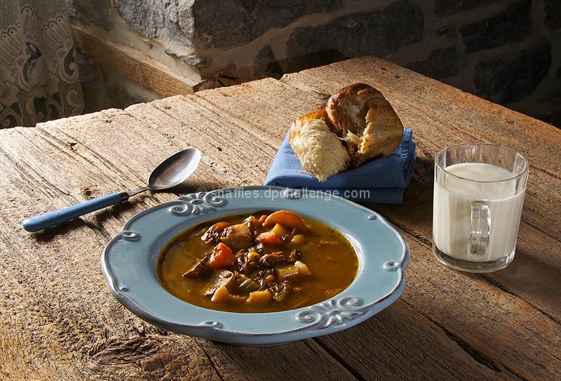 Pauper's feast
