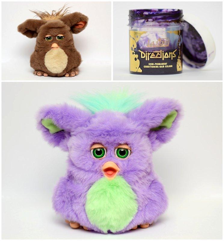 Furby Makeover!