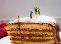 WOO-HOO!! We've finally done it, Jenkins! We've taken 'the cake'!!!