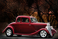 Classical 1934 Ford