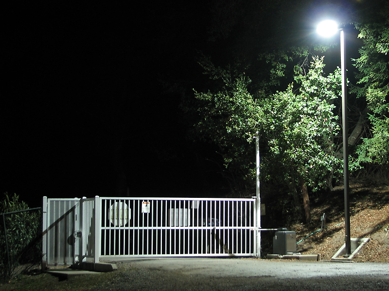 The White Gate