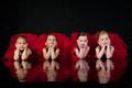 Four Little Ladies