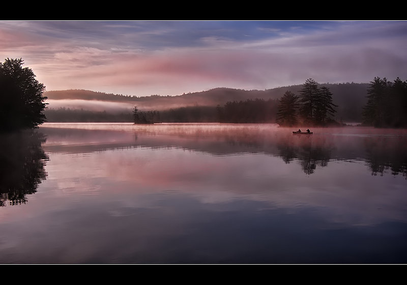 Early Morning Serenity