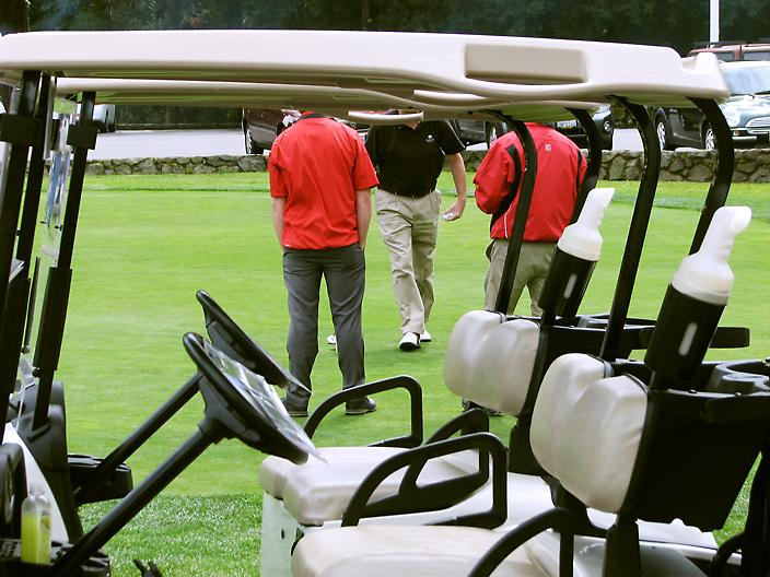 Golfers Anonymous
